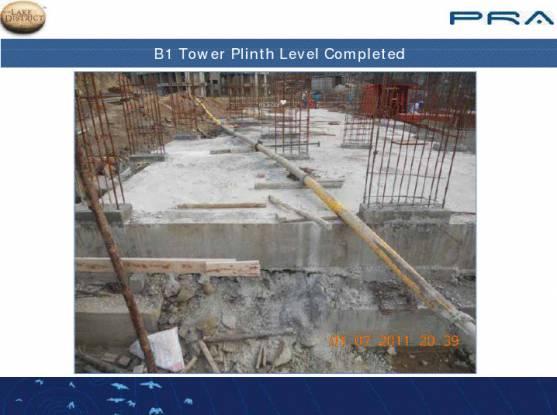 PRA The Lake District Construction Status