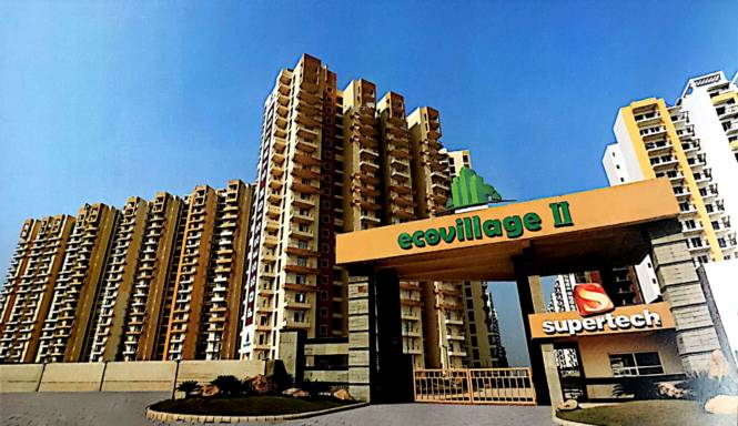 Supertech Eco Village 2 Elevation