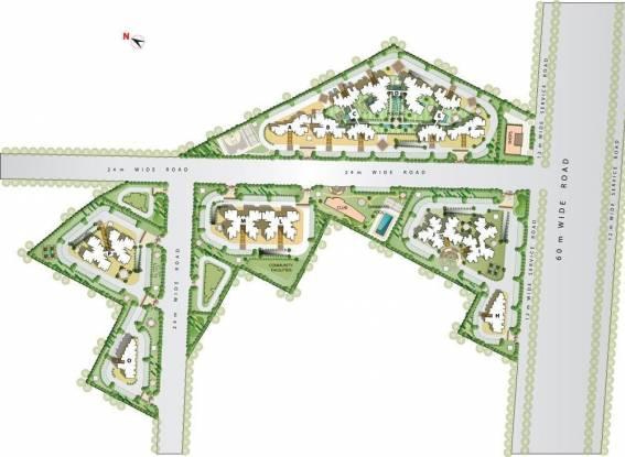 Parkwood Westend Site Plan