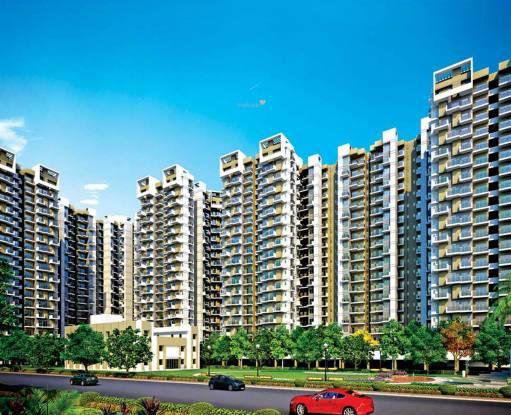 Amrapali Terrace Homes Elevation