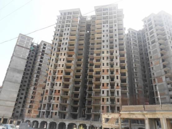 Ramprastha Skyz Construction Status