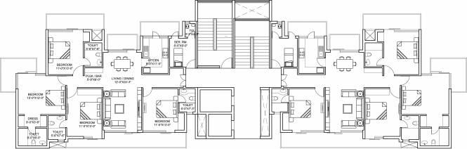 Sidharatha Estella Cluster Plan