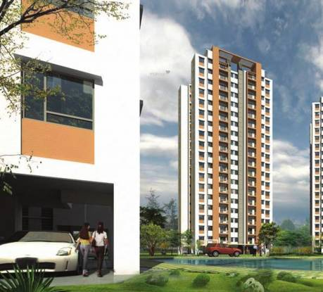 Lodha Casa Rio Elevation