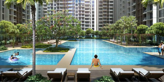 Sheth Vasant Oasis Amenities