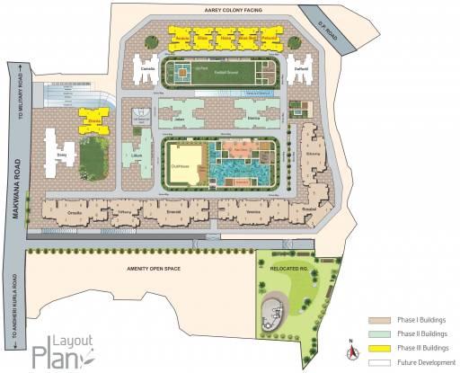 Sheth Vasant Oasis Master Plan