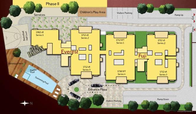 SJR The Pavilion Master Plan