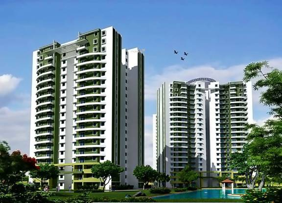 Purva Skywood Elevation