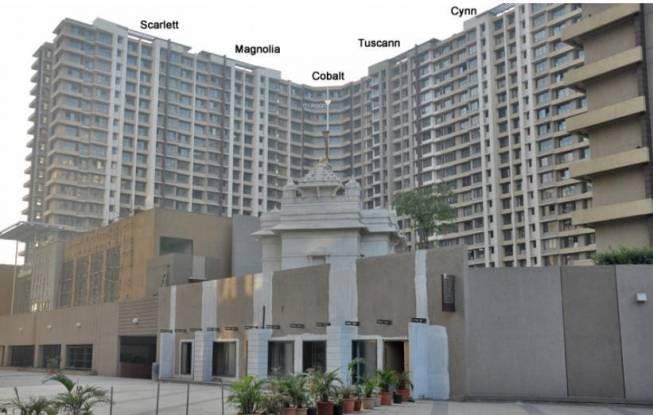 Kalpataru Aura Construction Status
