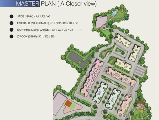 TATA Crescent Lake Homes Master Plan