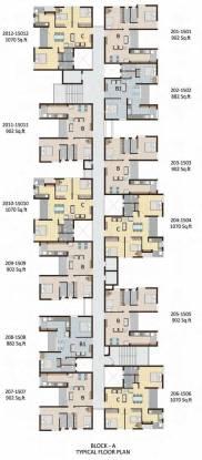 Marg Brindavan Cluster Plan