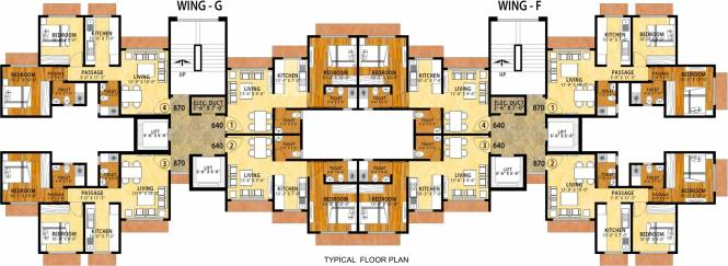 Vidhi Relators Gaurav Discovery Cluster Plan