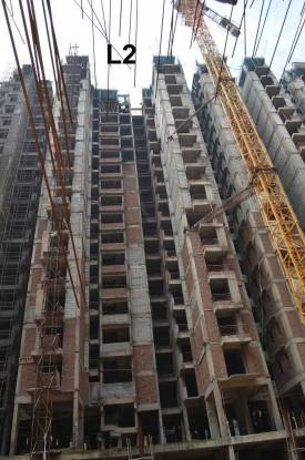 Amrapali Golf Homes Construction Status