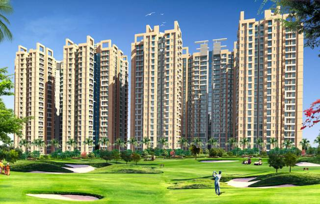 Amrapali Golf Homes Elevation