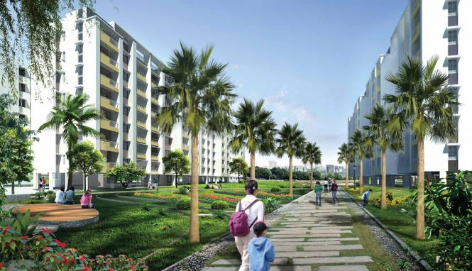Purva Windermere Elevation