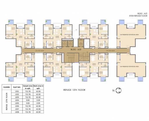 KUL Ecoloch Cluster Plan