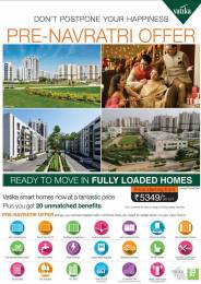 Vatika Premium Floors Elevation
