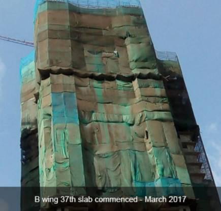 Ekta Tripolis Construction Status