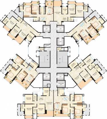 Dosti Ambrosia Cluster Plan
