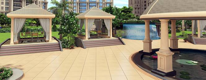 Hiranandani Estate Rodas Enclave Amenities
