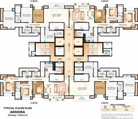 Hiranandani Estate Rodas Enclave Cluster Plan