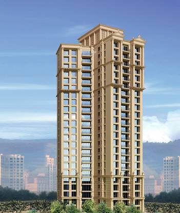 Hiranandani Estate Rodas Enclave Elevation