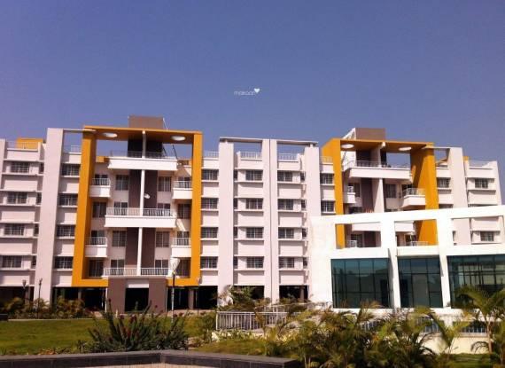 Pride Aashiyana Construction Status