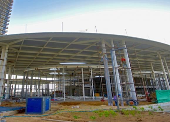 Ireo Skyon Construction Status