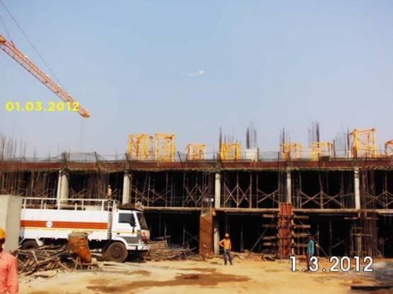 Mantri Alpyne Construction Status