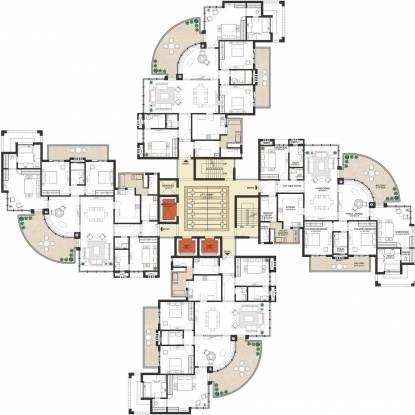 Indiabulls Enigma Cluster Plan