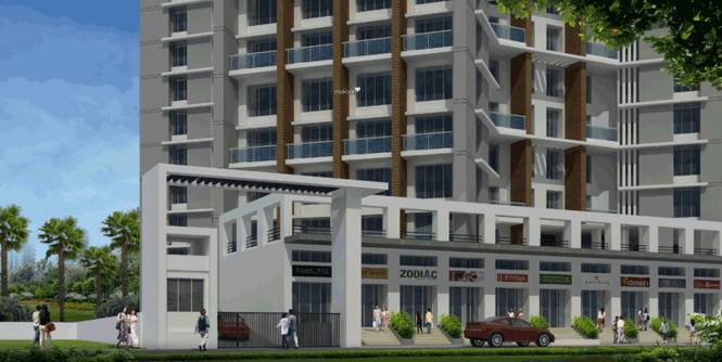 Shubh Mio Palazzo Elevation