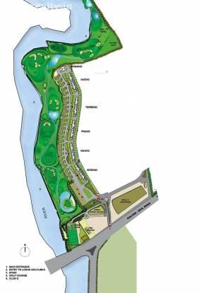 Lodha Golflinks Site Plan