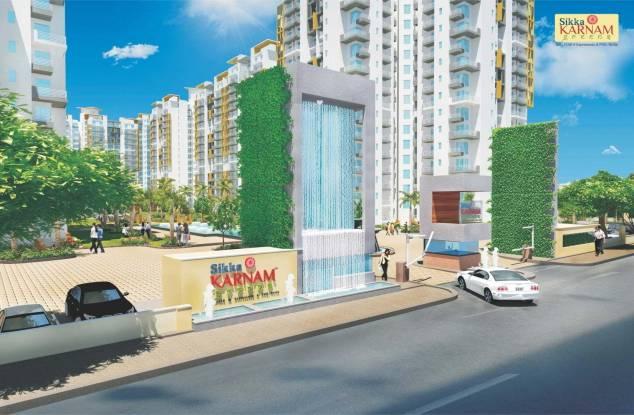 Sikka Karnam Greens Elevation