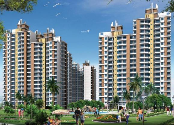 Shubhkamna Tec Homes Elevation