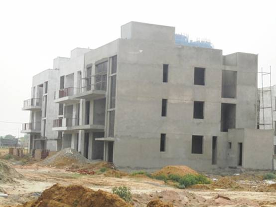 Vatika INXT Floors Construction Status