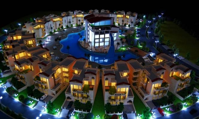 Supertech Holiday Village Elevation