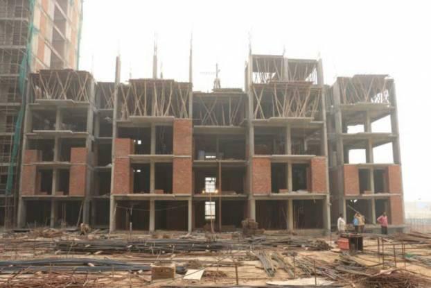 Panchsheel Hynish Construction Status