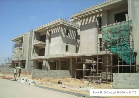 Sobha International City Construction Status