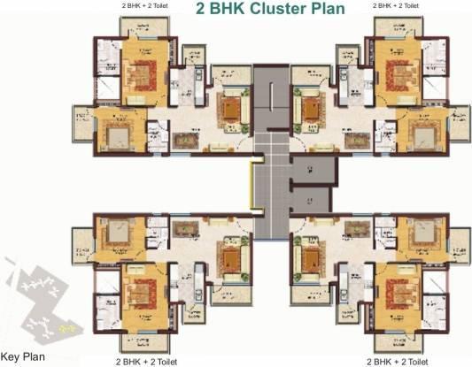 Spaze Privvy The Address Cluster Plan