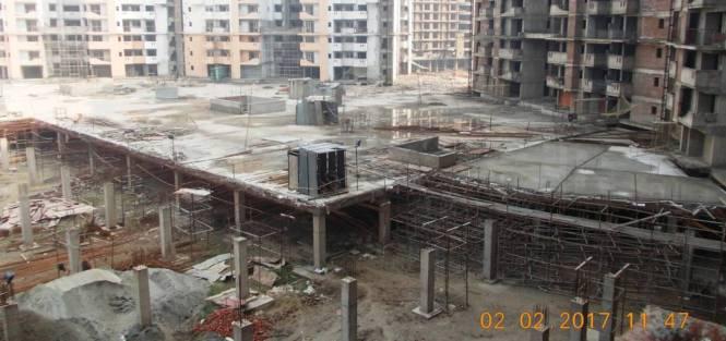 Logix Blossom Zest Construction Status