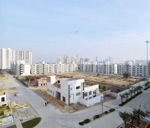 Emaar Palm Terraces Construction Status