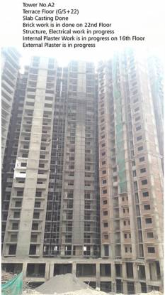 Rudra Palace Heights Construction Status