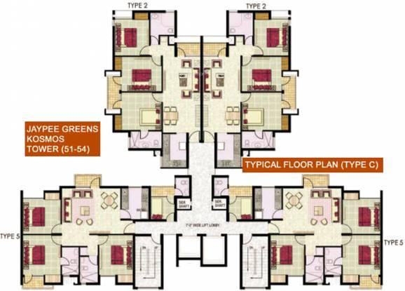 Jaypee Kosmos Cluster Plan