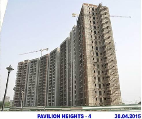 Jaypee Pavilion Heights Construction Status