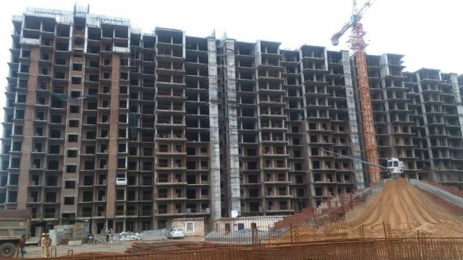 Tashee Capital Gateway Construction Status