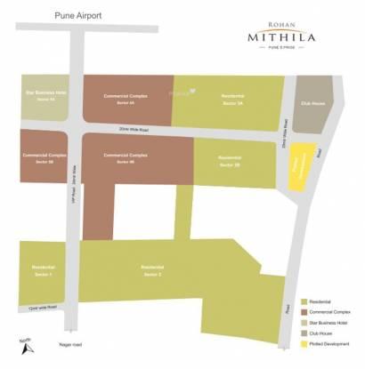 Rohan Mithila Master Plan