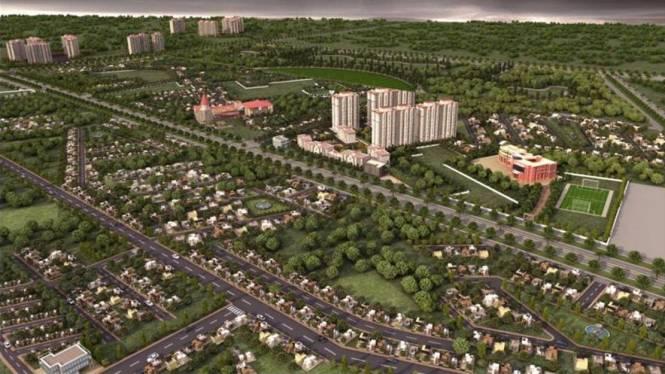 DLF Garden City Plots Master Plan