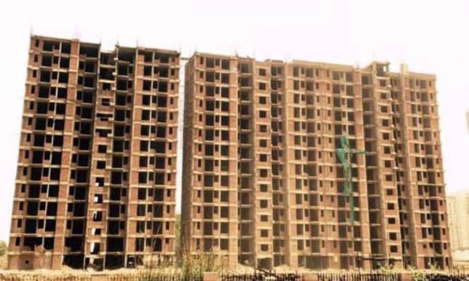 Unitech The Residences Construction Status