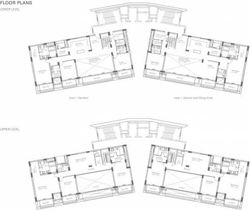 TATA Raisina Residency Cluster Plan