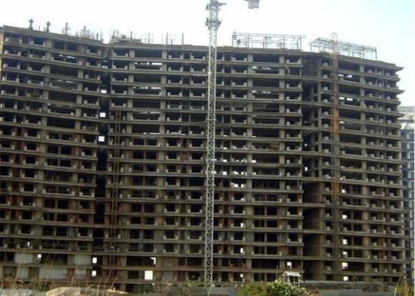 TATA Raisina Residency Construction Status