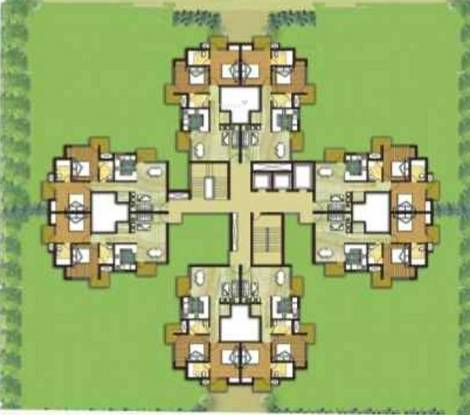 Today Homes Canary Greens Cluster Plan